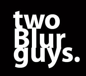 twoblurguys logo